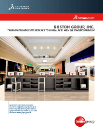SOLIDWORKS Case Study Boston Group