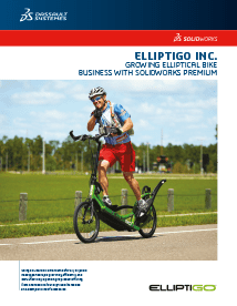 SOLIDWORKS Case Study Elliptigo