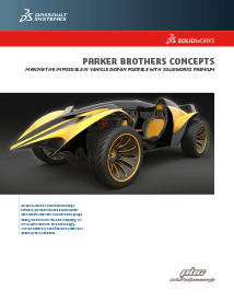 SOLIDWORKS Case Study Parker Bros.