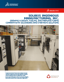 SOLIDWORKS Case Study Solaxis
