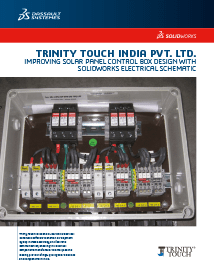 SOLIDWORKS Case Study Trinity Touch India